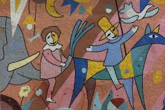 მოზაიკა #1 საბავშვო ბაღში