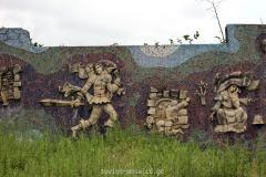 მეორე მსოფლიო ომის მემორიალი ჩოხატაურში