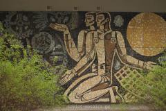 მოზაიკა დიდუბის საგამოფენო პარკში