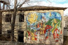 Mosaic in Dzegvi